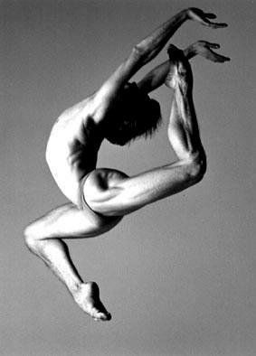 """The trained dancer must not only have grace and elegance, but also the leap of an Olympic hurdler, the balance of a tight-rope walker and panther-like strength and agility."" ~Camilla Jessel (*Dancer featured: Rudolf Nureyev)"