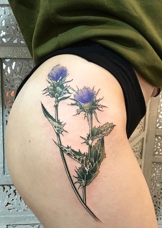 best 20 thistle tattoo ideas on pinterest simple flower tattoo dainty tattoos and small. Black Bedroom Furniture Sets. Home Design Ideas