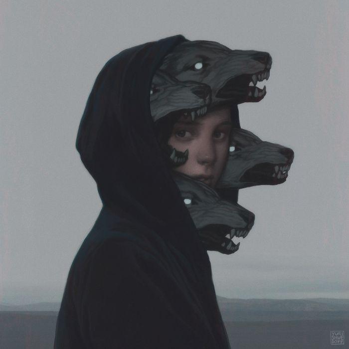 Surreal Illustrations by Yuri Shwedoff | ILLUSTRATION AGE