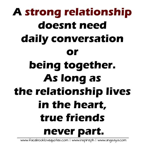 Strong Love Relationship Quotes ...Attract the right kind of relationship