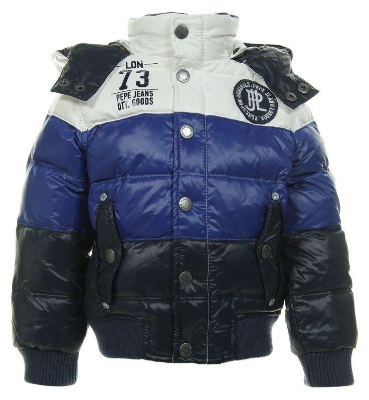 PIUMINO PEPE JEANS JUNIOR, #Piumino per #bambino di Pepe Jeans #Junior imbottito in vera piuma multicolor, cappuccio rimovibile, doppia chiusura, 2 tasche, stampa e stemma. #pepejeans #pepejeanskids #pepejeansjunior http://www.abbigliamento-bambini.eu/compra/piumino-bimbo-pepe-jeans-junior-2565275
