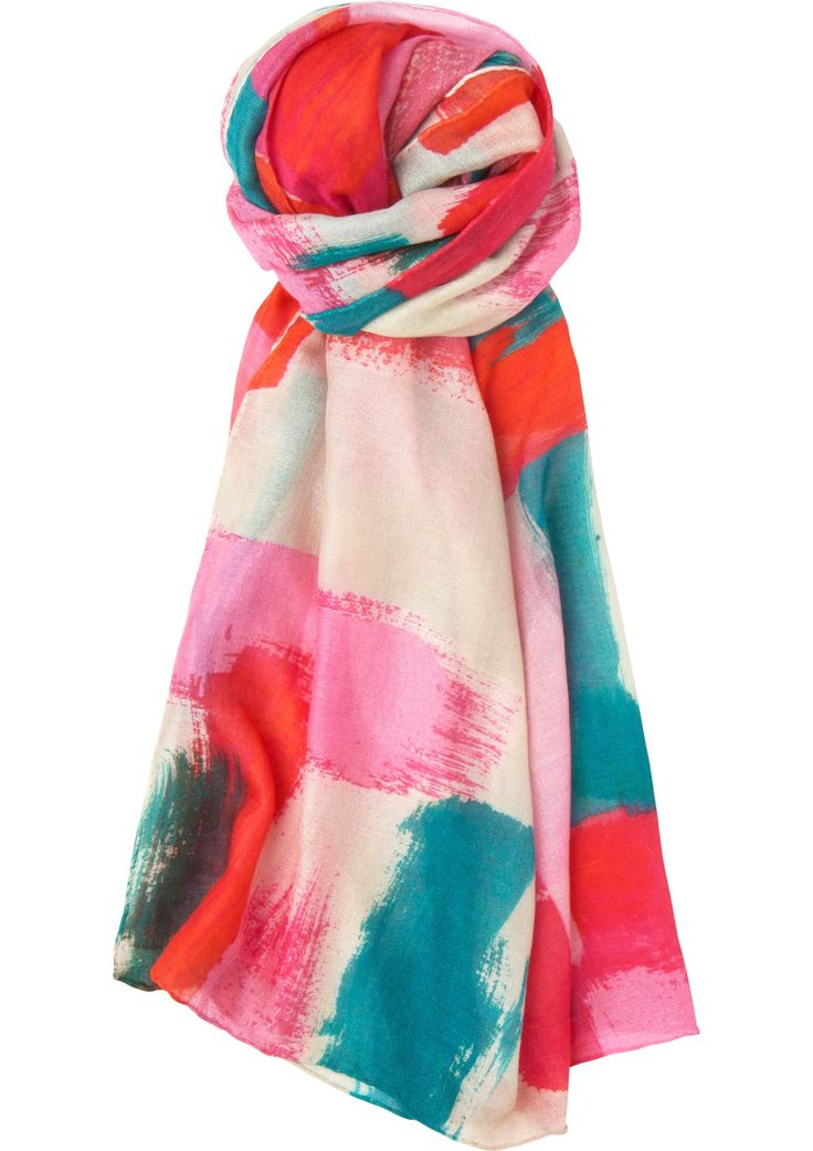 Women's Natural Wool Medee Scarf | Toast