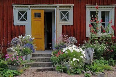 Hannu på Kinnekulle: Succé för Mötesplats Trädgård
