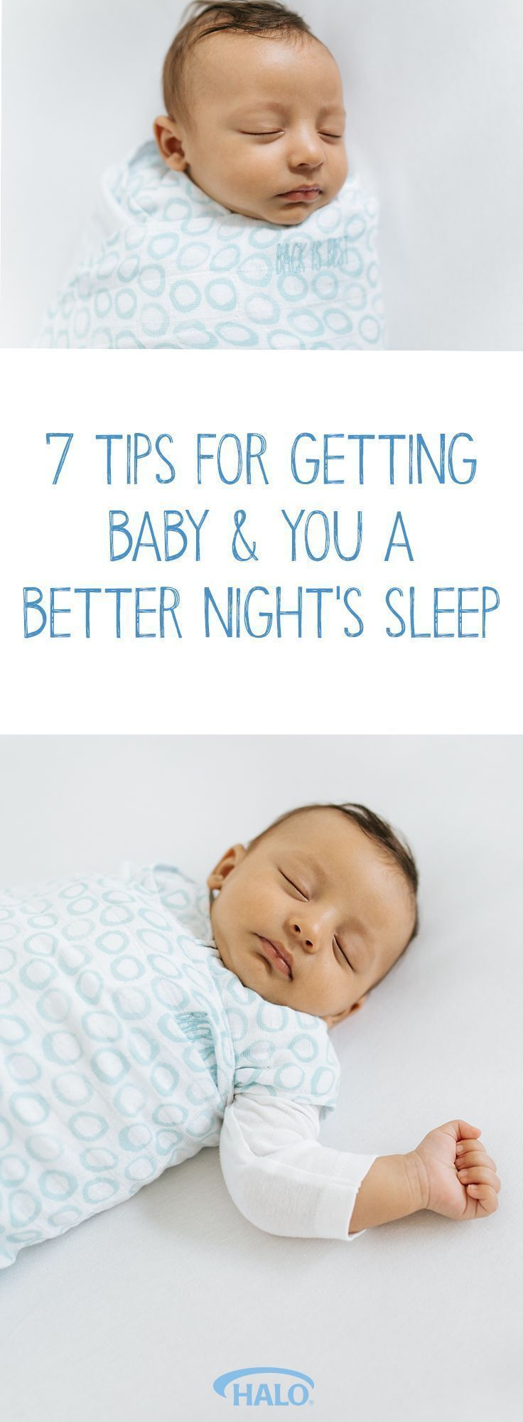 Tips for getting baby and you a better nights sleep. Tips for sleep with a newborn. Newborn sleep tips. Baby sleeping tips. Bedside sleeper. co-sleeper. Baby must have. Baby registry item. Bassinest. Halo bassinet. Baby gear. Safe sleep. Safe baby products. Crib. Bassinet. Wearable blanket. Swaddle. HALO SleepSack swaddle. #babyBlanketSleeper #babywearableblanket #babywearableblankets