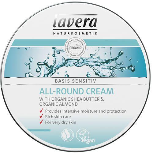 lavera organic all round cream