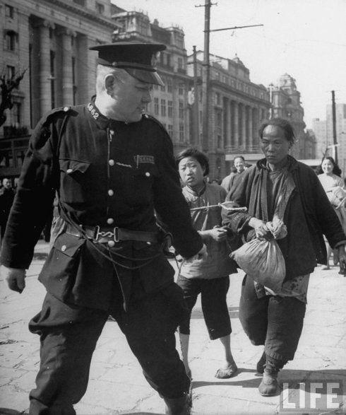 一组民国时期上海等地老照片(上)