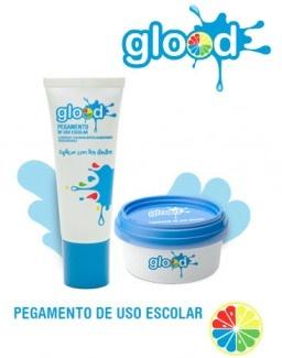 glood pegamento natural para manualidades de niños chidren natural craft glue miraquechulo