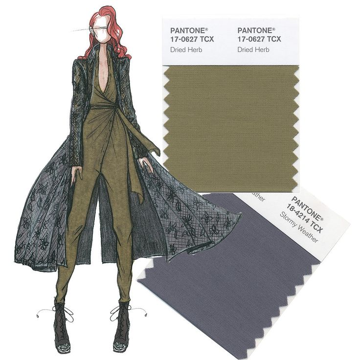 The 10 Colors You'll Need to Add to Your Fall 2015 Wardrobe: You can start your Fall shopping lists now: the Pantone Color Institute announced the 10 key shades that will make up next season's color wheel of style.