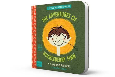 Baby Lit Adventures of Huckleberry Finn