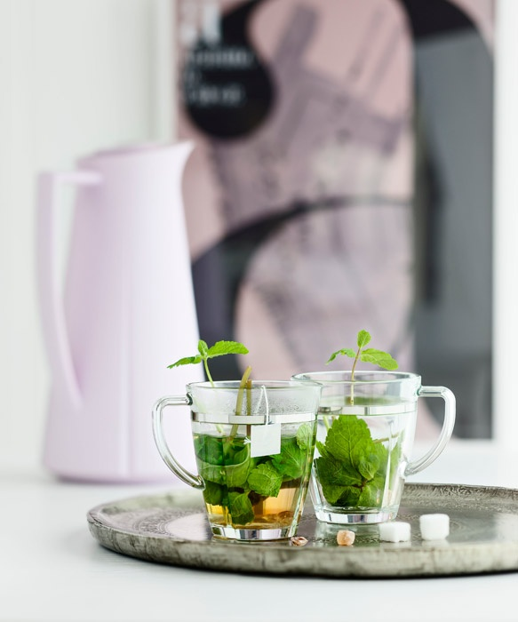 Szklanka Hot Drink Grand Cru 2 szt. - Rosendahl - nowość w FabrykaForm.pl