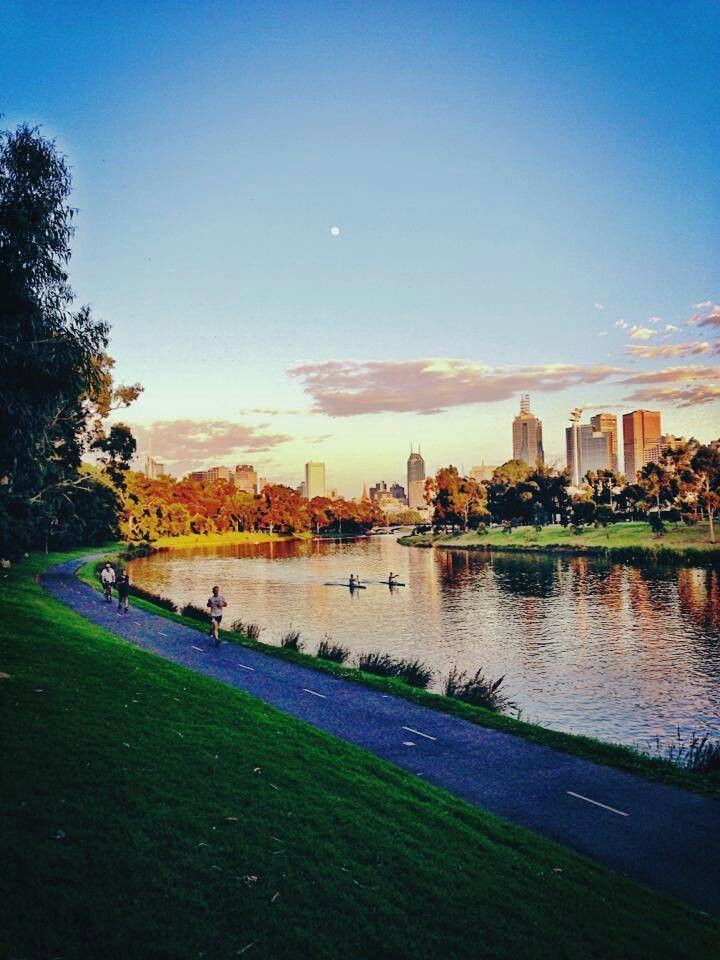 Spend a great deal of time (like a couple years) in Melbourne Australia #magniflex_au
