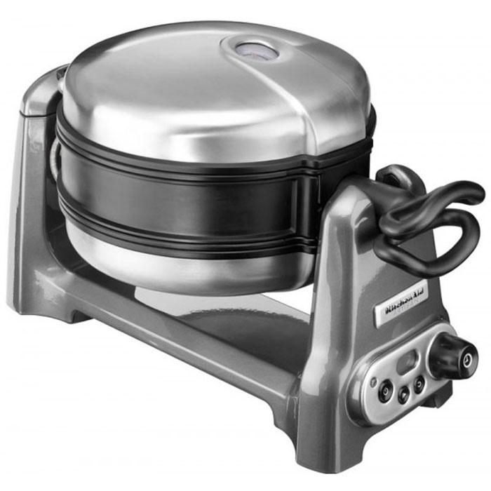 Waffle baker Artisan - Grigio metallizzato