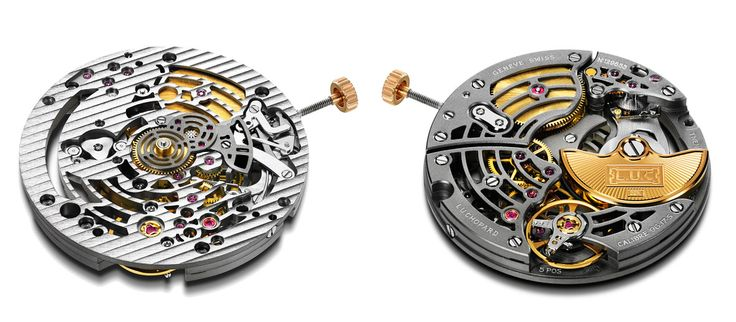Chopard L.U.C Skeletec - Calibre 96.17-S duo