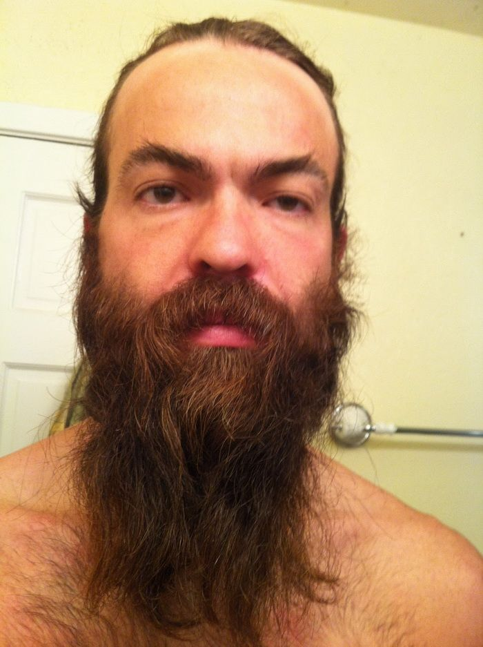 Long Chin Beard