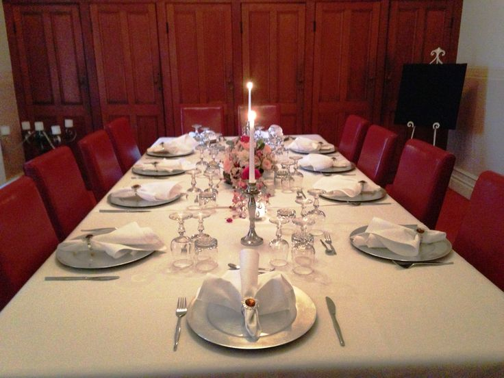 Bursary Private Dinning At Abbey Of The Roses Warwick Qld Charger Plates Wedding Silver