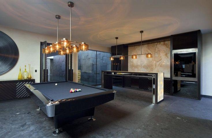 Games Room,  Hamilton Terrace, St John's Wood