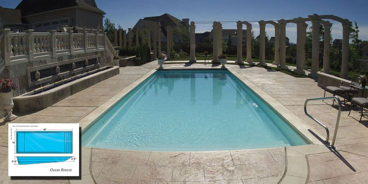 viking fiberglass pool images   Viking Fiberglass Inground Pools - Designer Pools & Spas