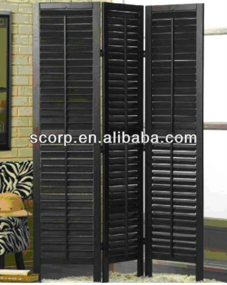 #Room Divider Screens, #Wooden Folding Screen, #Venetian Blind Screens