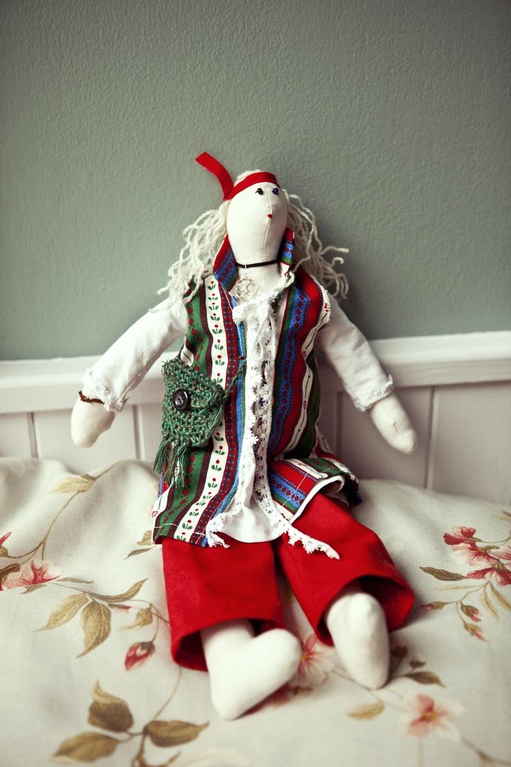 Tilda Hippie