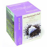 TWO LEAVES  A BUD TEA JASMINE PETAL 15 BG PK 6 ** You can find out more details at the link of the image. Note: It's an affiliate link to Amazon.