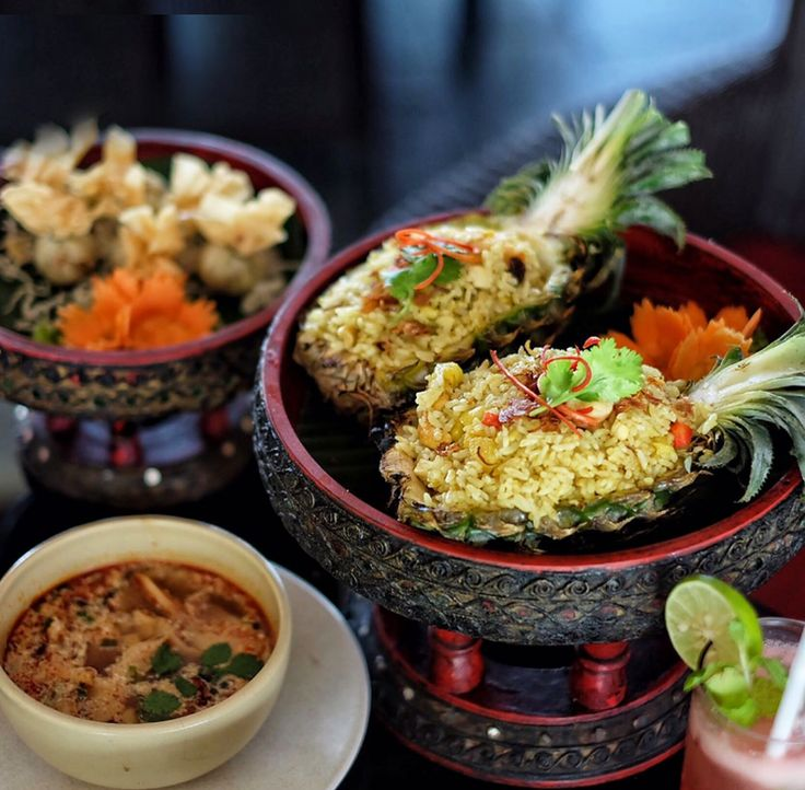 Embark on a culinary journey through Thailand at #TheTAOBali and experience the best Thai cuisine that Bali has to offer. Feast on a selection of tasting dishes carefully prepared by our Chefs and served at your table.  www.benoaresort.com  #thetanjungbenoa #TheTaoBali #bali  Picture by: @foodiegodisland