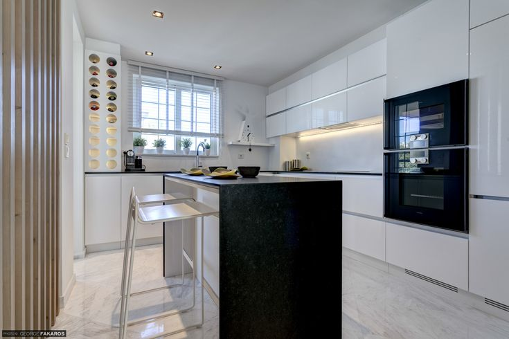 Apartment in Voula Kitchen