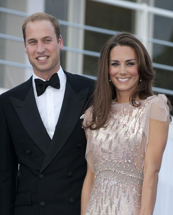 Hookup Start Prince When And Kate William Did