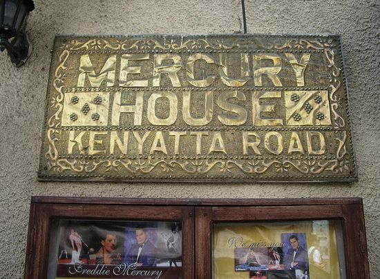 Freddie Mercury House