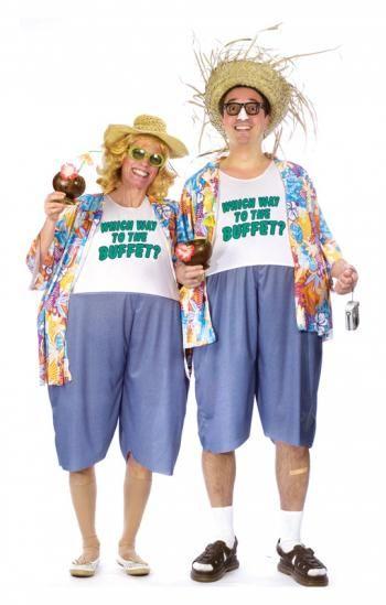 Typischer Tourist Kostüm | HORROR-SHOP.COM