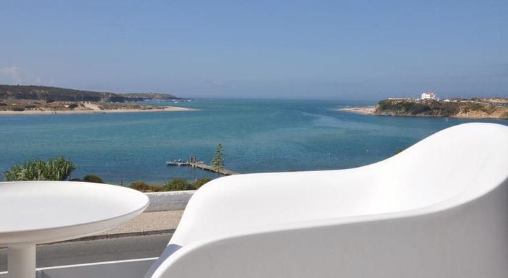 HS Milfontes Beach - Um espaço para fugir à rotina com vista para uma das sete maravilhas das praias de Portugal: a Praia das Furnas.