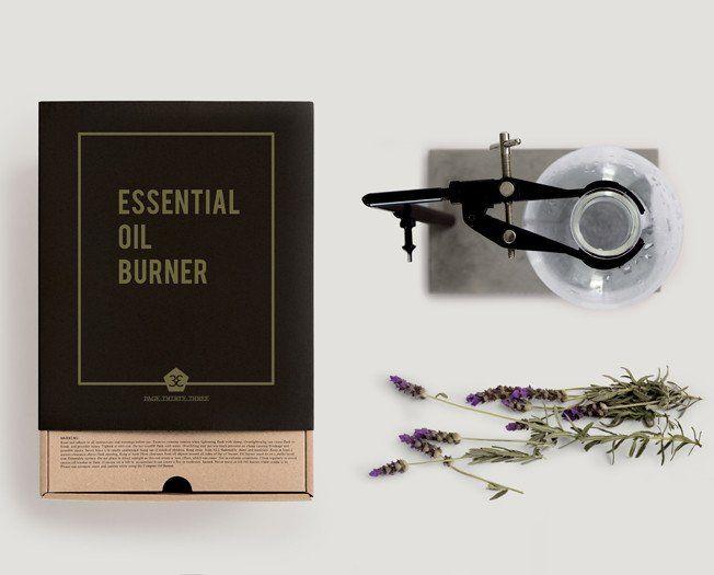essential oil burner set / concrete - Page Thirty three - The Minimalist Store