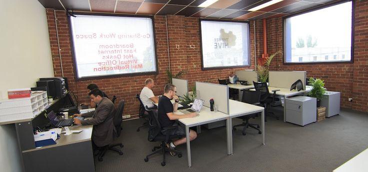 The Bee Hive #coworking (Melbourne, Australia)