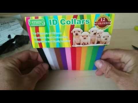 Ошейники для щенков покупка на Aliexpress  ID COLLARS