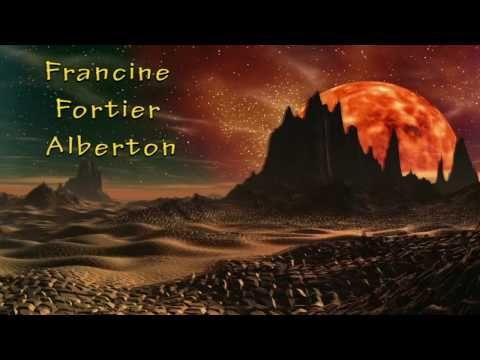 Francine Fortier Alberton - Elle avait le chagrin - YouTube