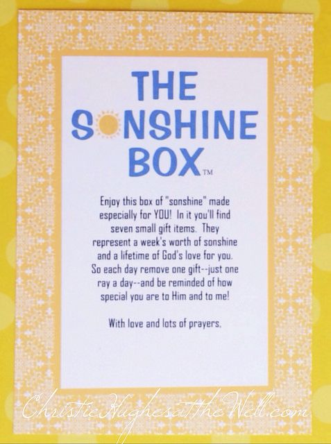 Box Of Love Poem : Best images about gift ideas on pinterest box of