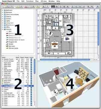 Superior Interior Design Software Sweet Home Is Open Source. That Means It Is Free,  Non Commercial, And The Open Source Community Can Make Modifications To It.