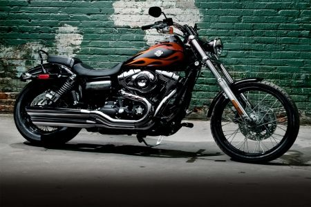 Wow, I would love to ride such a beauty! 2012 Harley-Davidson Dyna Wide Glide