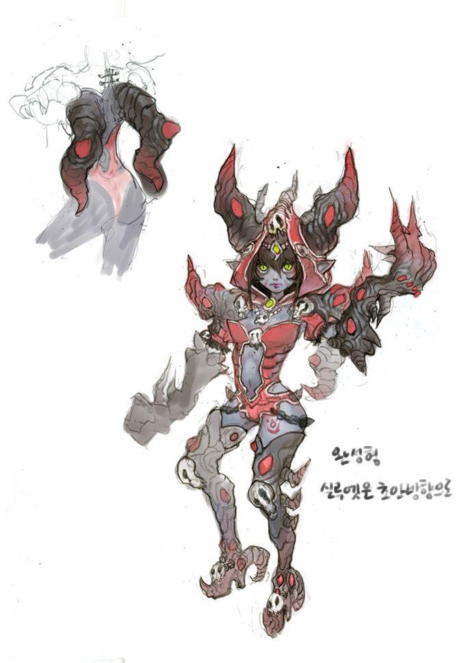 드네 카툰   NO.1 액션RPG 드래곤네스트