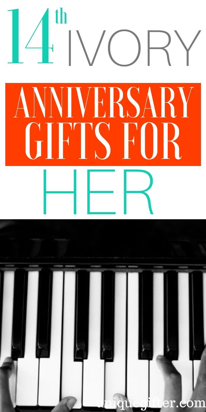 20 14th Ivory Anniversary Gifts For Her Anniversary Gifts Year