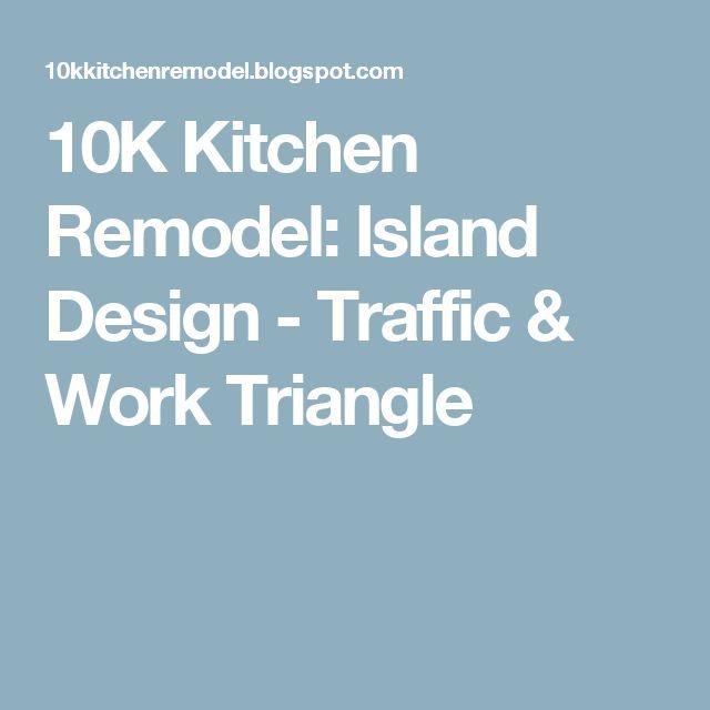 25 Best Ideas About Work Triangle On Pinterest Kitchen