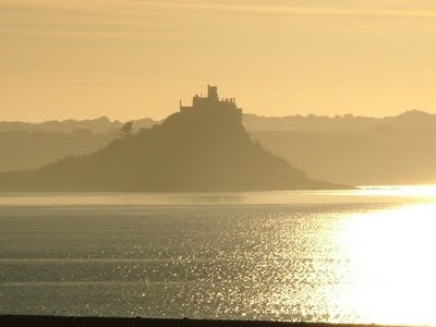 St Michael's Mount - from the Newlyn & Staithes website.