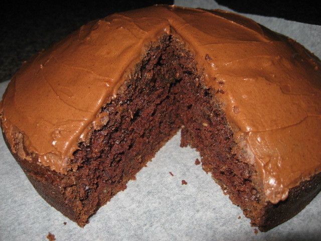 This is a great cake with a nice texture.