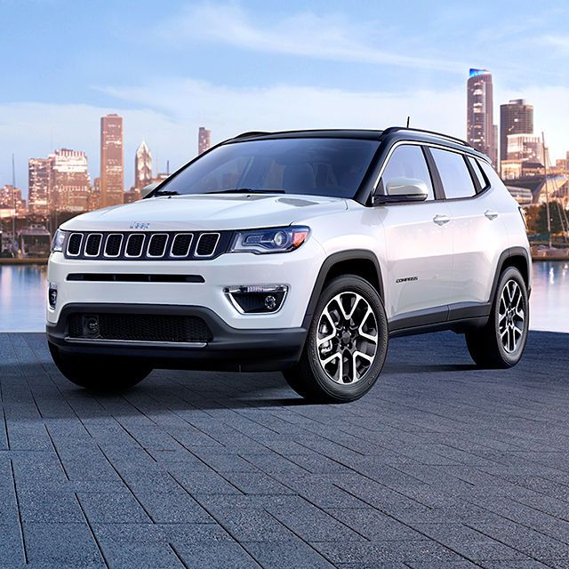 All-New Jeep Compass Limited