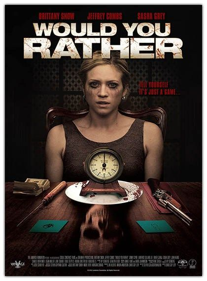 Would You Rather (2012)