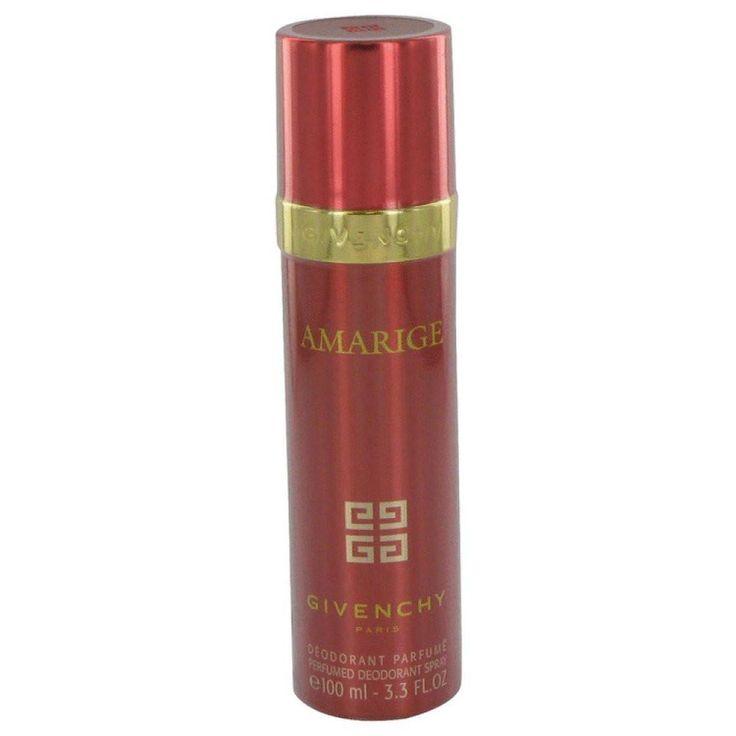 Amarige By Givenchy Deodorant Spray 3.4 Oz