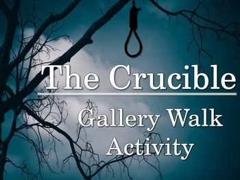 the crucible with related text Questions about mccarthyism and the crucible learn all about the historical witch hunt for communists and how it relates to the play's theme of hysteria.