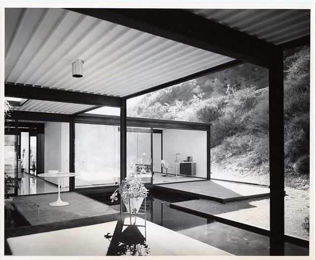 Stahl House   Pierre Koenig   Pinterest   Architecture  Arch and     Pinterest Case Study House No      the Stahl house  Los Angeles  California  built in       by architect Pierre Koenig   photo by Julius Shulman