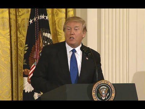 BREAKING: President Donald Trump SLAMS Sanctuary City Mayors at Speech f...