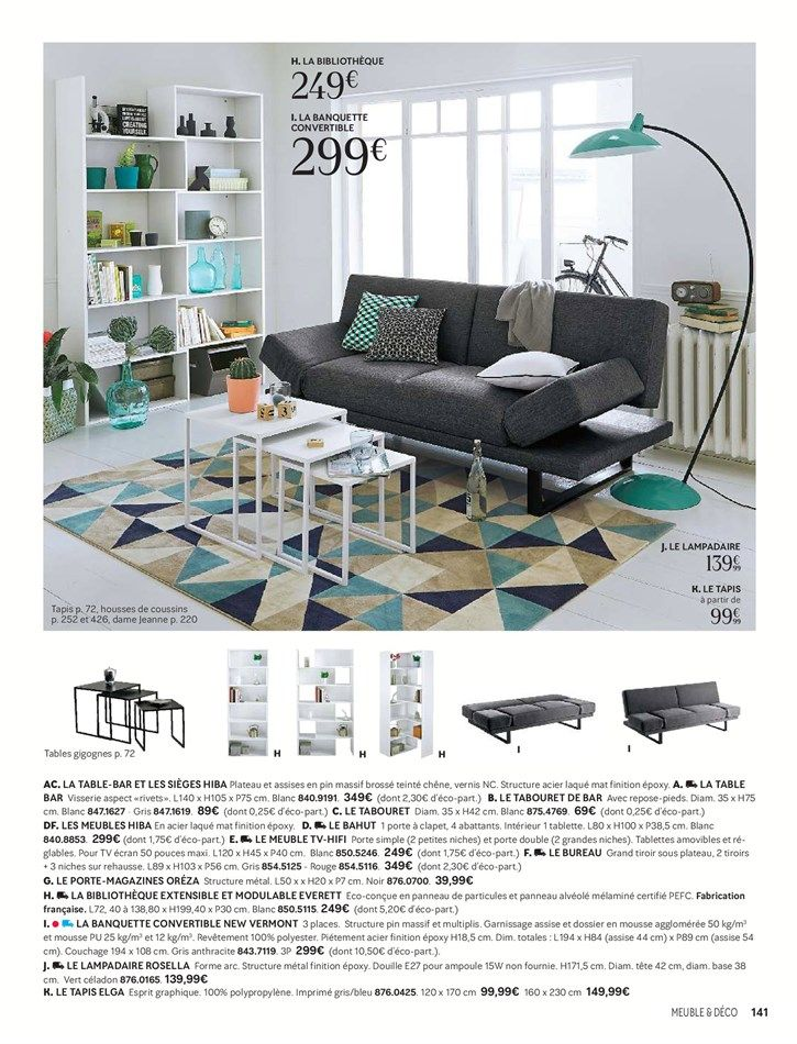 25 catalogue de la redoute pinterest la re - Catalogue ampm la redoute ...