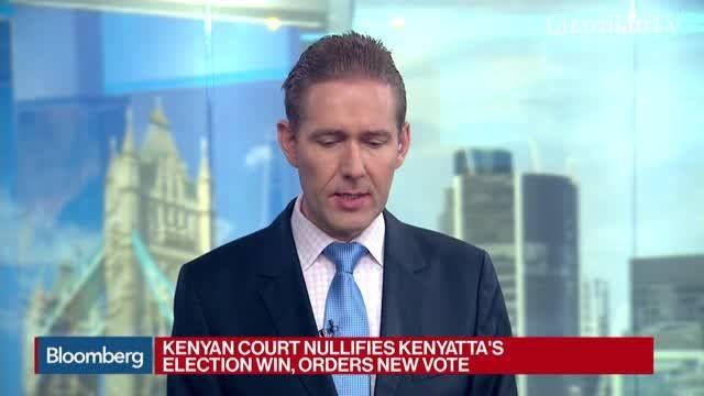 Kenya Supreme Court orders re-run of presidential poll
